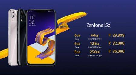 Asus ZenFone 5Z was always designed with a 'notch' in mind: CEO Jerry Shen