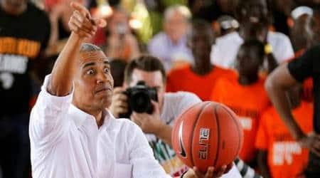 Barack Obama praises Kenya's politicalreconciliation