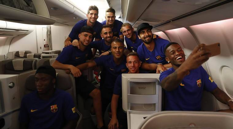 Barcelona respond to the controversy over women's team flying economy