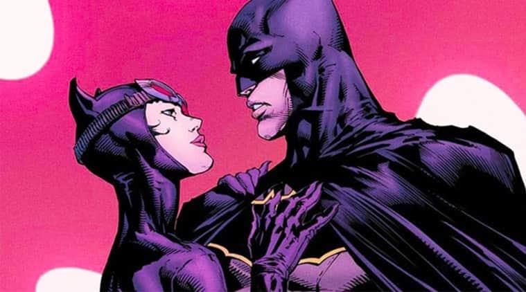 batman, catwoman, batman 50, batman dc wedding, batman wedding, batman catwoman wedding, Bruce Wayne Selina wedding, Batman Catwoman wedding Twitter, Indian Express, Indian Express news