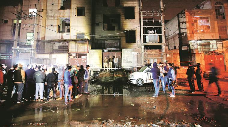 Seized after Bawana fire: To get rid of 900 kg firecrackers, police seek some outside help