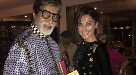 Amitabh Bachchan and Taapsee Pannu starrer Badla to release on March 8, 2019