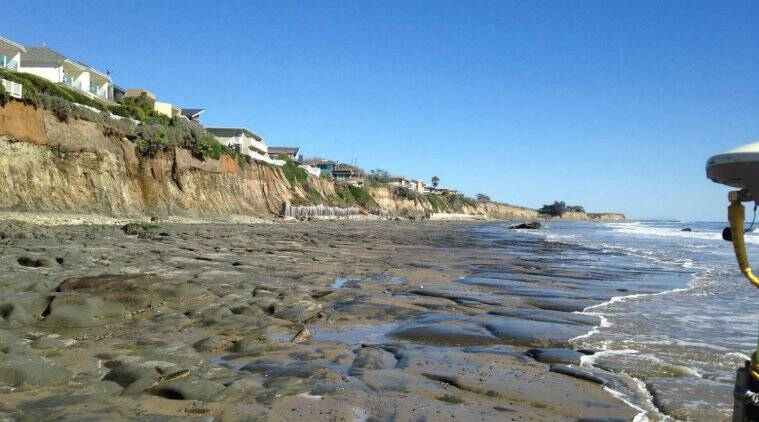 NASA, Protected marine areas, Geological Survey, US Geological survey, Beaches, Environment hazard, Beaches being eroded