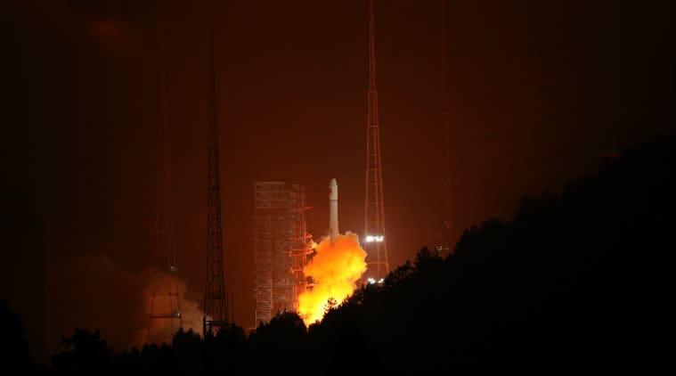 China satellite, GPS Satellite, Beidou navigation satellite, Beidou satellite, Beidou, Satellite, Long March-3A rocket, Xichang Satellite Launch Centre, Sichuan Province, 32nd Beidou navigation system, Beidou-2 family, Beidou-3, Beidou-2, Space