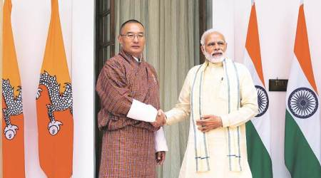 PM Modi meets Bhutan PM, talks development cooperation