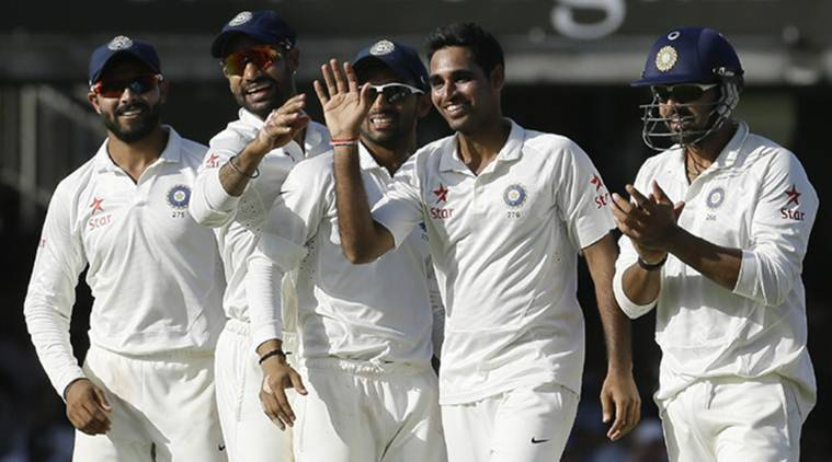 India vs England: Bhuvi's Brilliance at Lord's