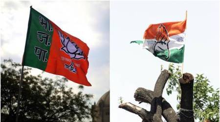 Rajasthan, Madhya Pradesh, Chhattisgarh: Naamdars in BJP too, higher share in Congress