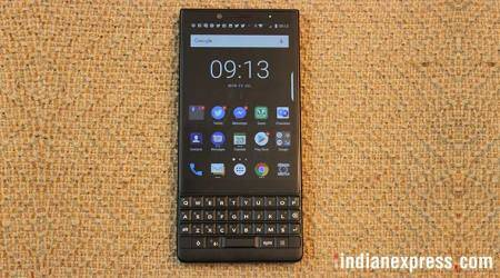 BlackBerry Key2 with physical keyboard, dual cameras launched in India at Rs42,990