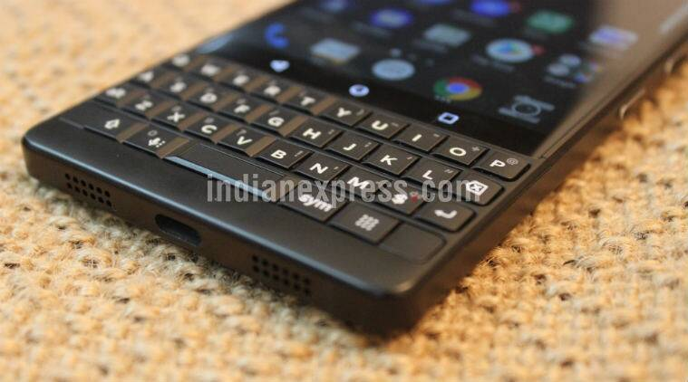 BlackBerry Key2, BlackBerry Key2 price in India, BlackBerry Key2 launched in India, BlackBerry Key2 specifications, BlackBerry Key2 features, BlackBerry Key2 sale, BlackBerry Key2 price
