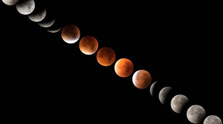 blood moon day today - photo #18