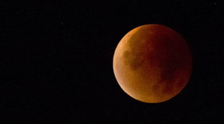 blood moon lunar eclipse virgo - photo #9