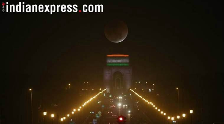 chandra grahan 2014 dates and time in delhi The last time a lunar eclipse was visible in india occurred on august 7, 2017 which, however, was partial lunar eclipse glimpse of a rare 'super blood blue moon' from washington, dc.