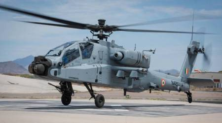 Boeing's Apache, Chinook helicopters for India complete inauguralflights