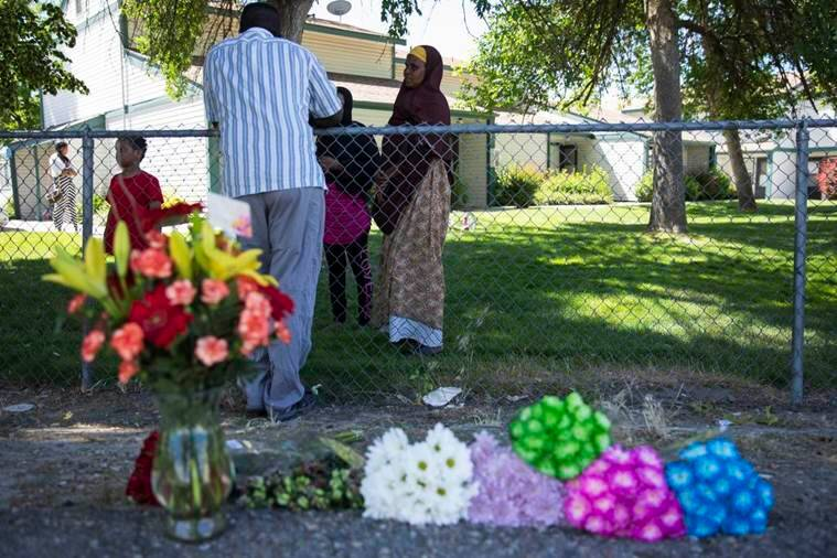 3-year-old girl wounded in USA  stabbing attack dies