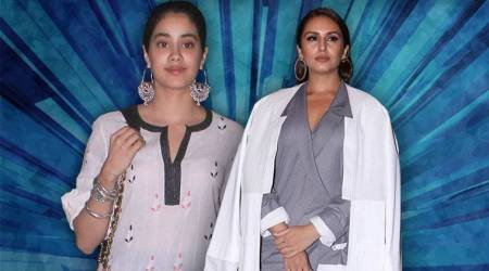 Bollywood Fashion Watch for July 3: Janhvi Kapoor wins brownie points for her stunning sartorial choices; so does Huma Qureshi