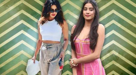 Bollywood Fashion Watch for July 15: Take style lessons from Priyanka, Janhvi on how to dress summer-savvy