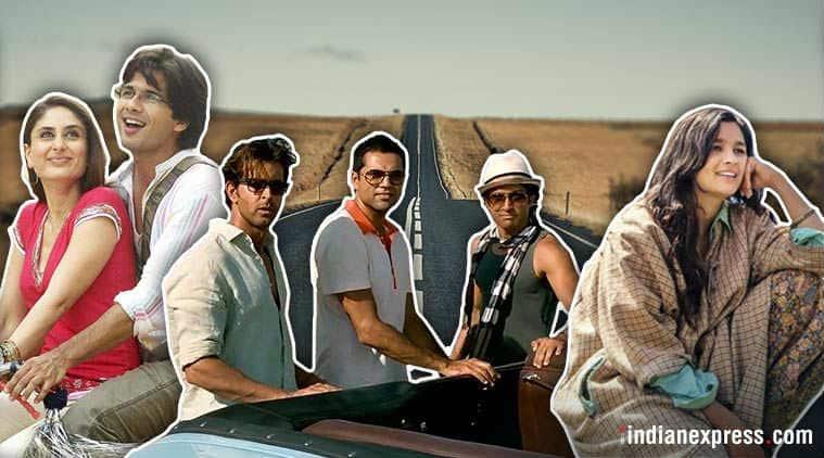 bollywood road trip films