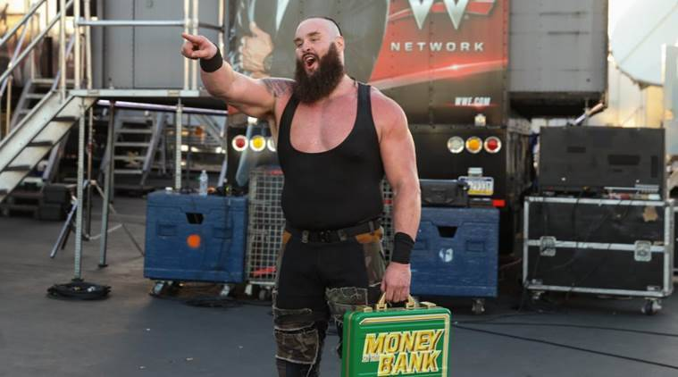 Money in the Bank Braun Strowman