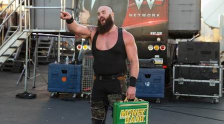 'Monster Among Men' Braun Strowman to visit India in July