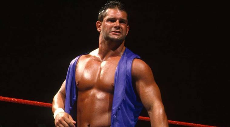 Former WWE wrestler Brian Christopher