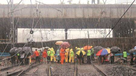 G K Gokhale bridge collapse: Western Railway shuts traffic on four bridges, Central Railways razes Tilak Nagar bridge
