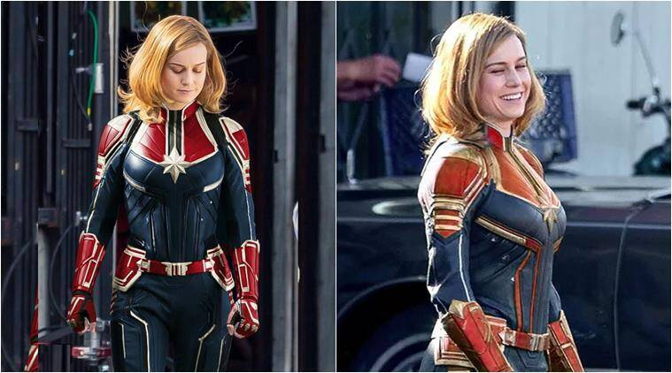 captain marvel wraps up filming