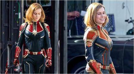Captain Marvel wraps up filming, confirms Brie Larson