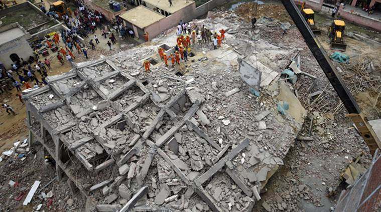 Greater Noida buildings collapse: Many alarm bells, but no one listened