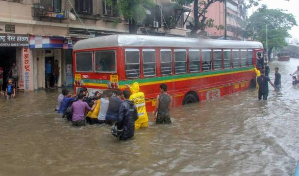 Mumbai rains: Maximum city sees season's heaviest rainfall