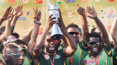 Chris Gayle's Vancouver Knights win inaugural Canada T20 title