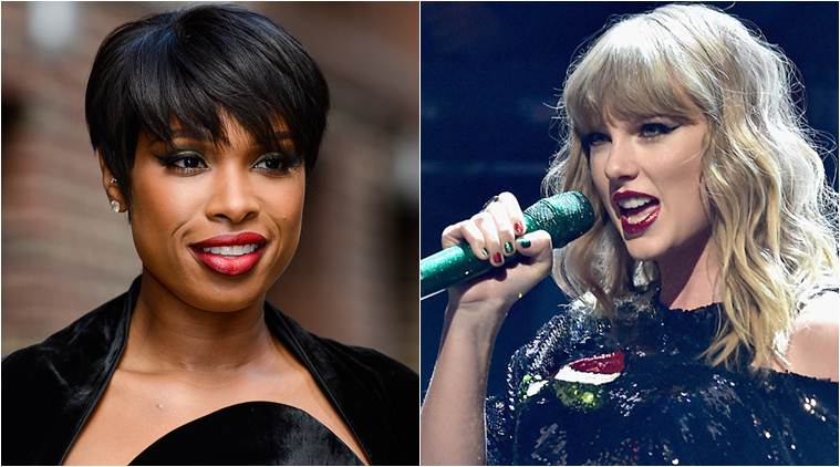 Taylor Swift and Jennifer Hudson in Cats