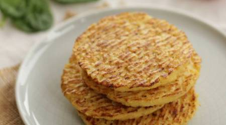 Express recipes: Need a nutritious breakfast option? Try the Cauliflower bread