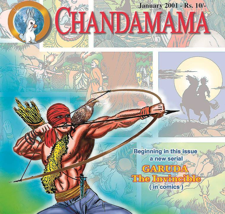 As Chandamama firm goes bust, rare copies, key patents lie locked up in Mumbai building