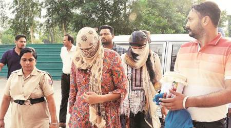 Gangster Dilpreet's accomplices: Two sisters from Punjab