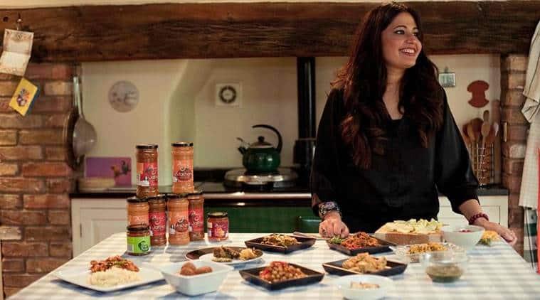 chef Romy Gill, Romy's Kitchen, Romy's Kitchen instagram, Romy's Kitchen facebook, Indian chef, indian chef in london, indian express, Indian cuisine