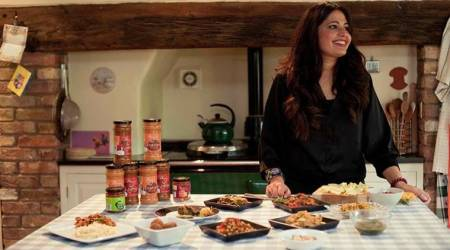 Chef Romy Gill on how Indian spices are ruling her restaurant inUK