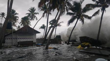 In this coastal village in Kerala, sea is both the benefactor and the adversary
