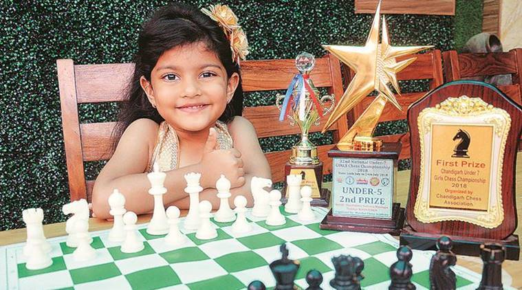 U-5 Chess Tournament: It's my first national medal, says five-year-old Saanvi