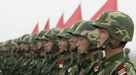 Chinese military conducts ground combat drills in Tibet