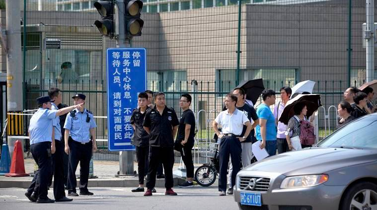 LIVE UPDATES: Explosion outside US Embassy in Beijing