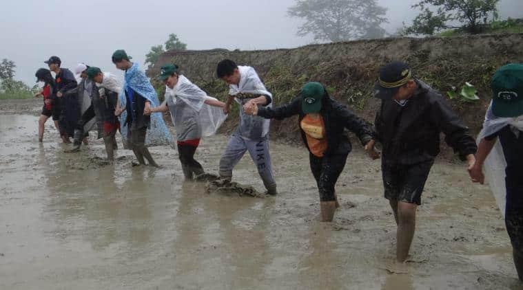 Chizami Farming School Nagaland North East Network