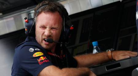 Christian Horner, Red Bull, Renault, Formula One, F1, sports news, Indian Express