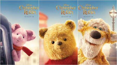 Christopher Robin: See adorable character posters from the Ewan McGregorfilm