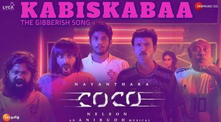 Kolamaavu Kokila song Kabiskabaa CoCo: What was that about Anirudh Ravichander?