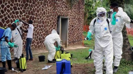 Congo's health ministry declares an end to Ebola outbreak that killed 33 people