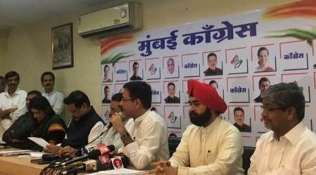 Congress alleges land scam in Navi Mumbai, targets CM Fadnavis