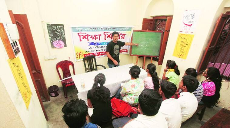 Wooing youth with plays, tutorials & music: For CPM, its student wing is a silver lining