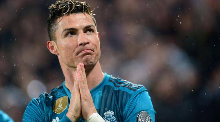 Cristiano Ronaldo, Cristiano Ronaldo Real Madrid, Real Madrid Cristiano Ronaldo, Juventus, sports news, football, Indian Express