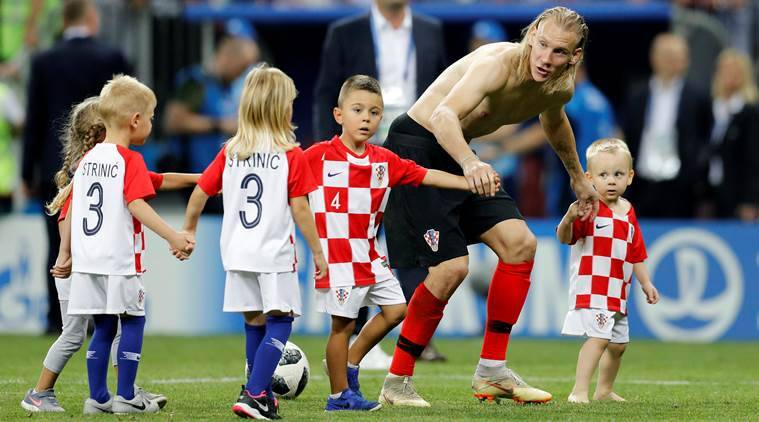 43844b26eb9 World Cup 2018  How Croatian players survived hardships to reach ...