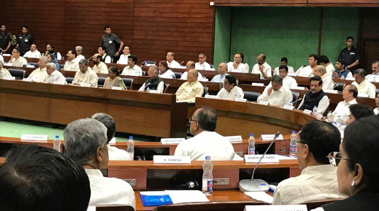 At CWC, Congress underlines: Rahul Gandhi leader, there is a need for allies